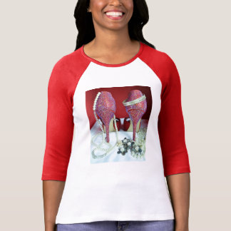 Accesorios de la diva camiseta