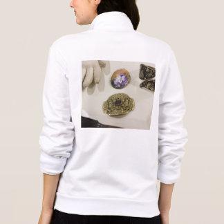 Accessories de señora chaquetas deportivas imprimidas