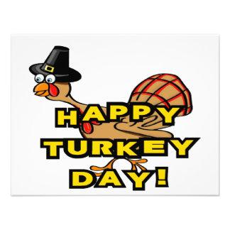 Acción de gracias feliz del día de Turquía Comunicados Personales