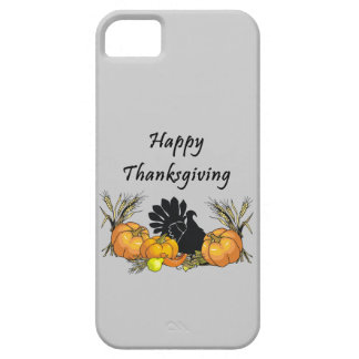 Acción de gracias feliz iPhone 5 Case-Mate cárcasa