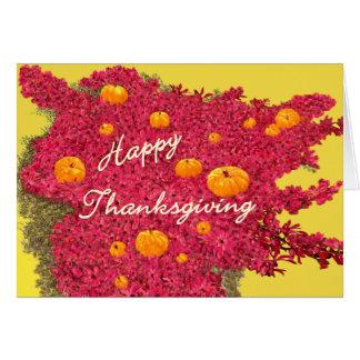 Acción de gracias feliz - tarjeta de Rino Li Causi