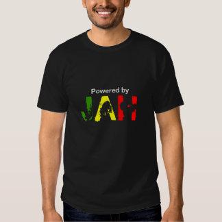 Accionado por la camiseta de Jah Rastafari