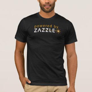 Accionado por la camiseta de Zazzle 2