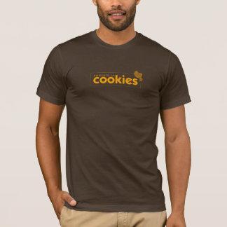 Accionado por las galletas: La camiseta de los