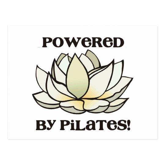 Accionado por Pilates Lotus Postal