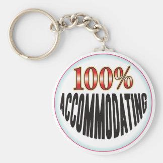 Accommodating Tag Keychains