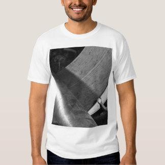 Acero bajo rollos del gigante que son imagen camisetas