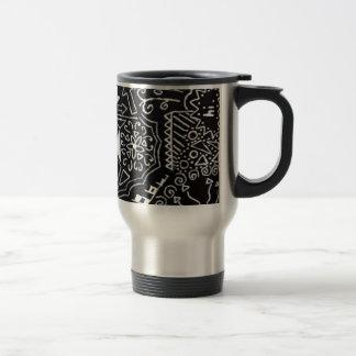 Acero inoxidable de los modelos viaje de 15 onzas/ taza de café