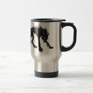 Acero inoxidable del Fox de la sombra taza de 15 o