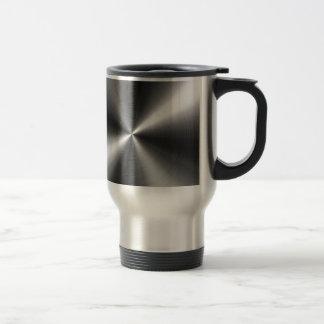 Acero inoxidable taza