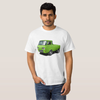 Acid Green Van Up T-Shirt Camiseta