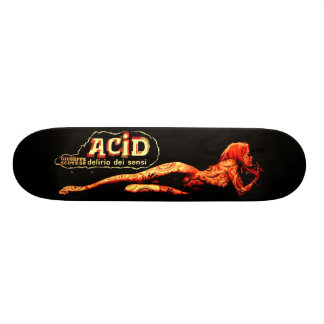 ácido patines