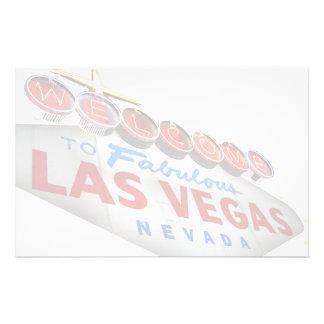 Acoja con satisfacción a Las Vegas fabuloso los Papelería