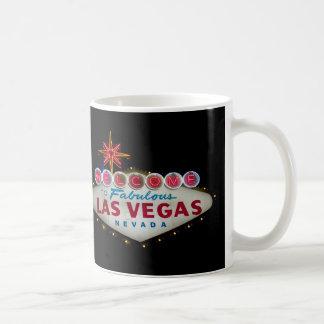 Acoja con satisfacción a Las Vegas fabuloso Nevada Taza De Café