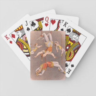 Acróbata SUPERIOR en la casa Cartas De Póquer