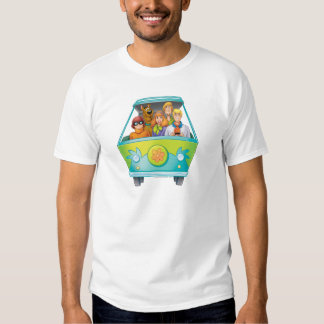 Actitud 25 del aerógrafo de Scooby Doo Camisas