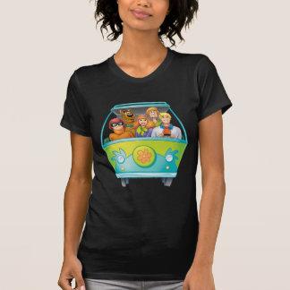 Actitud 25 del aerógrafo de Scooby Doo Camisetas