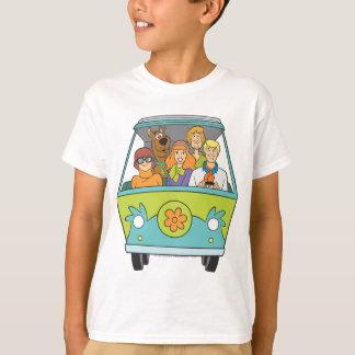 Actitud 71 de Scooby Doo Camiseta