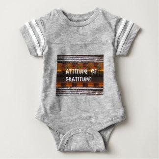 ACTITUD de las palabras de la sabiduría del texto Body Para Bebé