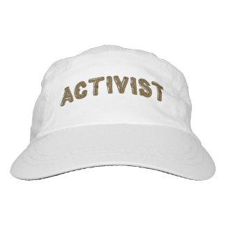 Activista Gorra De Alto Rendimiento