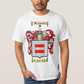 Acton Camiseta