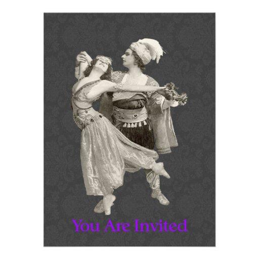 actores del teatro de los años 20 anuncio
