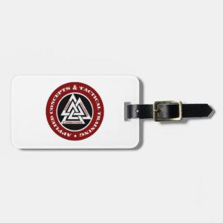 ACTT - Etiqueta del equipaje