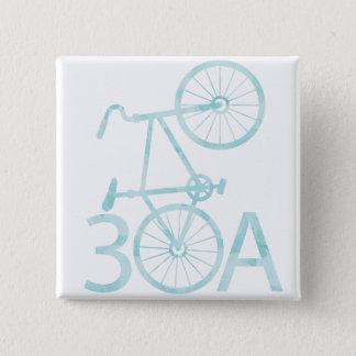 Acuarela 30A con el botón de la bici