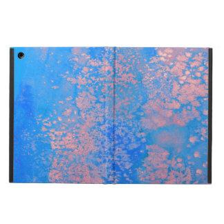 Acuarela abstracta funda para iPad air