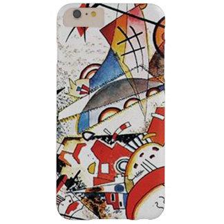 Acuarela Kandinsky-Que apresura de Wassily Funda Barely There iPhone 6 Plus