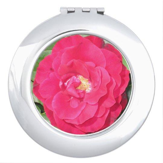 Acuerdo color de rosa espejo para el bolso
