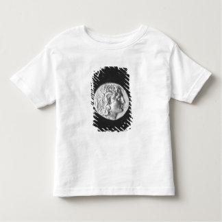 Acuñe llevar la cabeza de Alexander el grande Camiseta