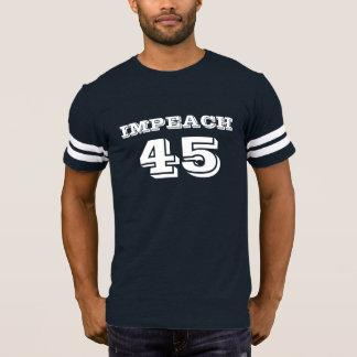 """""""Acuse 45"""" Anti-Triunfo Camiseta"""