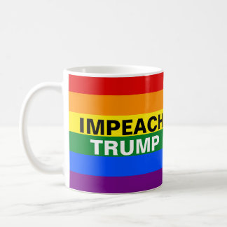 Acuse el triunfo taza de café