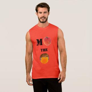 Camiseta Sin Mangas Acuse la camiseta sin mangas anaranjada