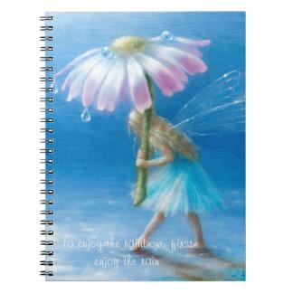 Adapte el cuaderno de las nubes de Lynne