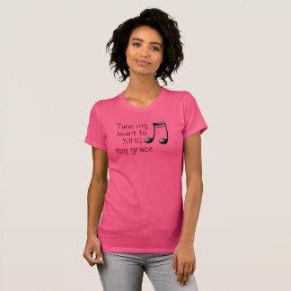 Adapte mi corazón --- Camiseta - señoras