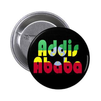Addis Ababa, Etiopía Pins