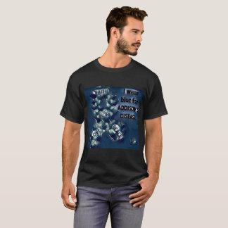 Addisons azul marino camiseta