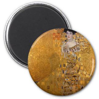 Adela, la señora en oro - Gustavo Klimt Imán
