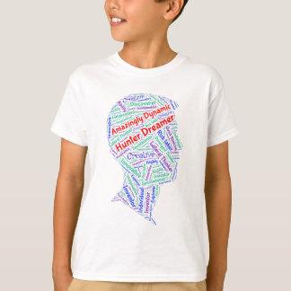 ADHD embroma la camiseta de motivación