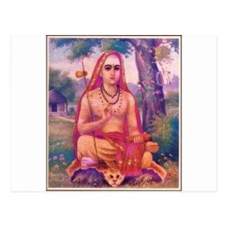 Adi Shankara Tarjetas Postales