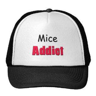 Adicto a los ratones gorros