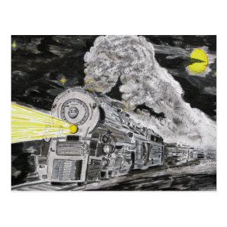 Adiós al vapor postal