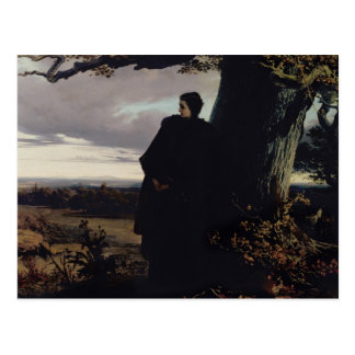 Adiós de la reina Isabel a Transilvania, 1863 Tarjetas Postales