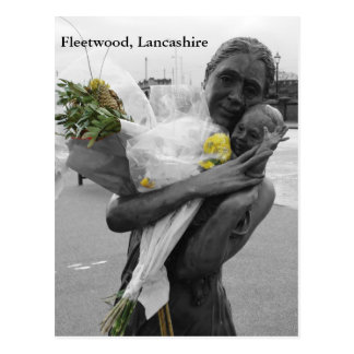 """Adiós"", Fleetwood Postal"