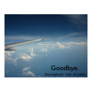 adiós postal