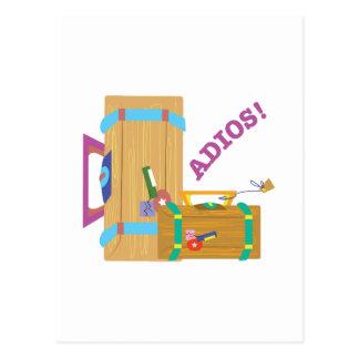Adios Postal