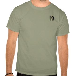 administrador de sistema del tux del pingüino camiseta