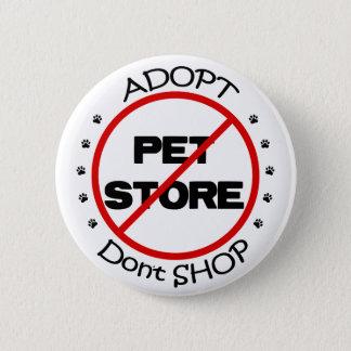 Adopt no hace compras botón
